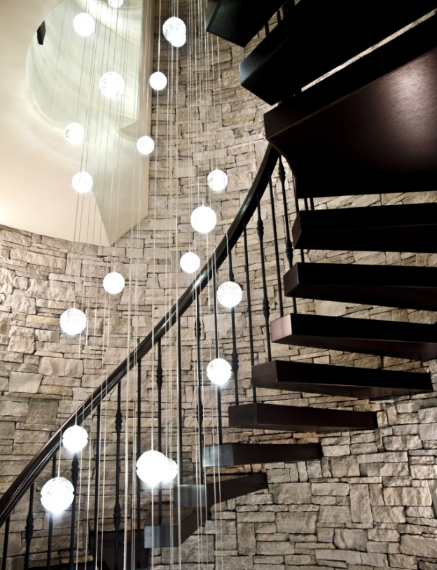 Helical / Spiral StairsHelical / Spiral Stairs are one of the most elegant structures in architecture today.